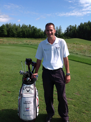 Steve Oostrom Professional Certified Golf Instructor Ottawa